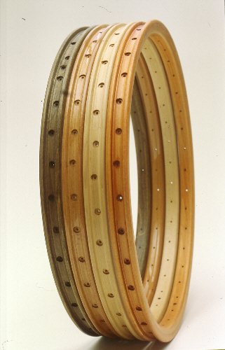 Wooden rims