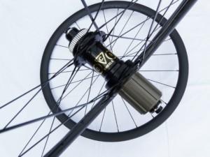 Disc brake hubs - DCR Wheels