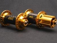 Royce Racing Gold Hubs